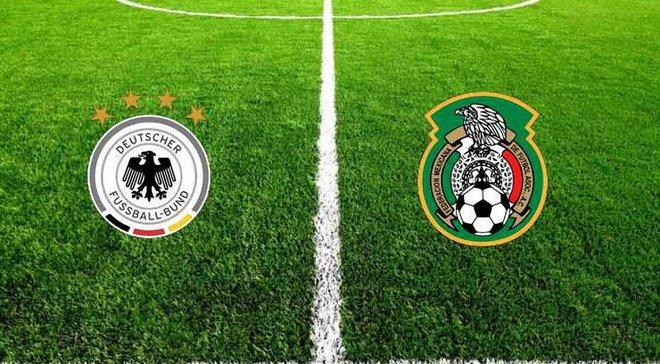 Німеччина – Мексика: прогноз на матч ЧС-2018