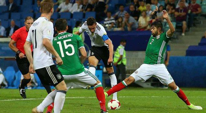 Німеччина – Мексика: анонс матчу ЧС-2018