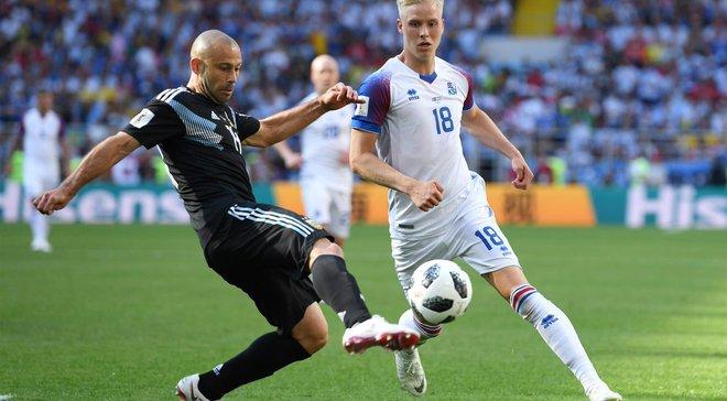 ЧС-2018: Маскерано побив рекорд Дзанетті за кількістю матчів у збірній Аргентини
