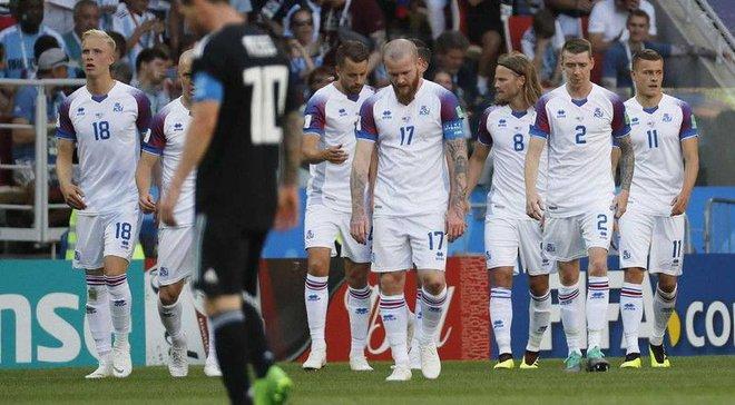 Аргентина – Исландия: матч посетили 44 тысячи болельщиков
