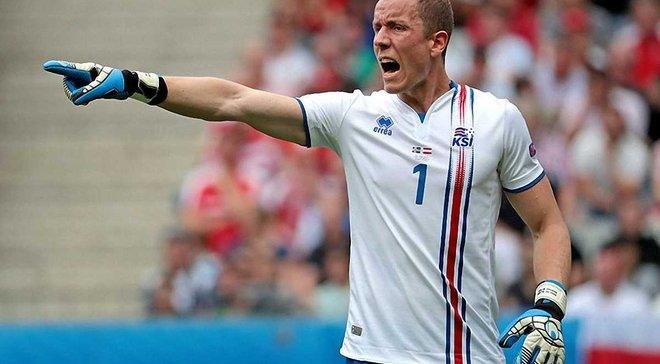 Аргентина – Ісландія: Хальдоурсон визнаний найкращим гравцем матчу