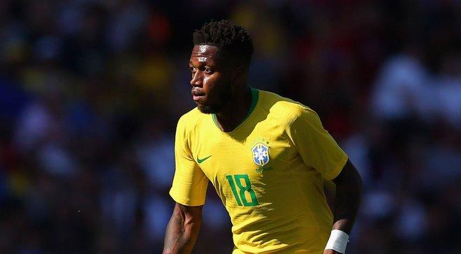 ЧС-2018: Фред не зіграє проти Швейцарії