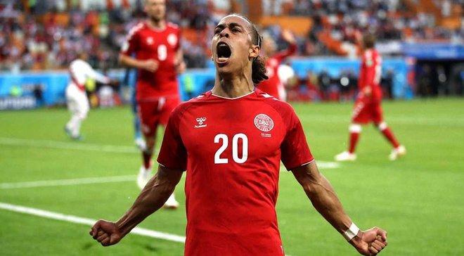 Перу – Данія: Поульсен – найкращий гравець матчу
