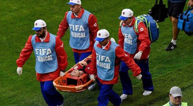 Перу – Данія: Квіст через травму може покинути ЧС-2018