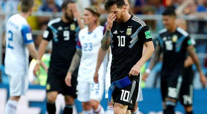 Главные новости футбола 16 июня: Месси провалил старт на ЧМ-2018, Шахтер подписал бразильца