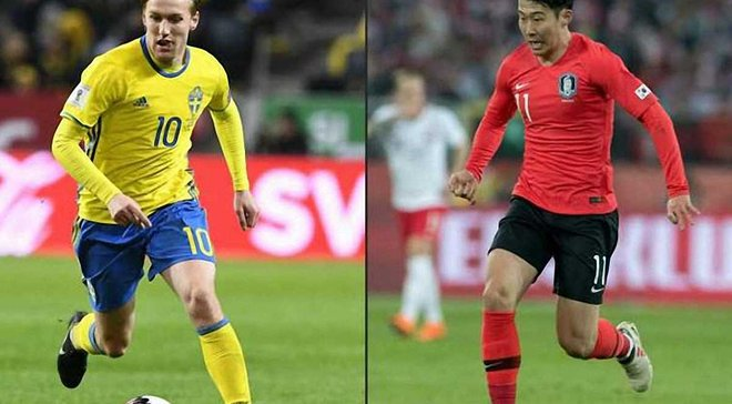 Швеция – Южная Корея: анонс матча ЧМ-2018