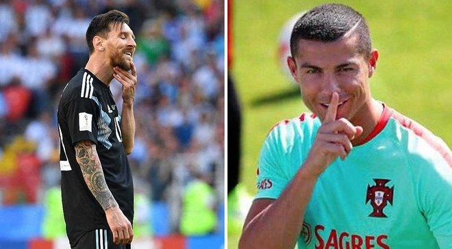 Мессі vs Роналду: хто краще виконує пенальті?