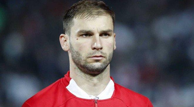 ЧС-2018: Івановіч став рекордсменом збірної Сербії за кількістю матчів