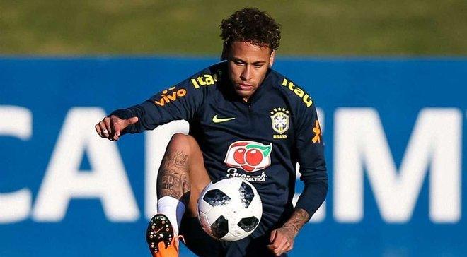 Бразилия – Швейцария: Неймар кардинально сменил имидж перед матчем