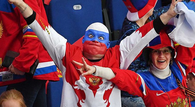ЧМ-2018: российский фанат приобрел дорогой билет, но простоял всю игру из-за сломанного кресла