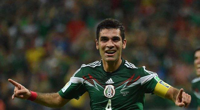 Германия – Мексика: Маркес – 3-й в истории, кто играет свой 5-й Чемпионат мира