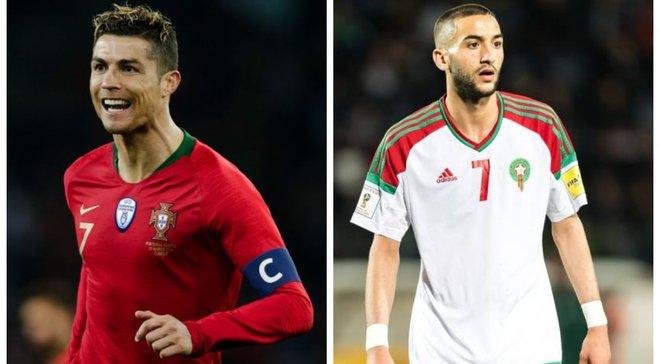 Португалія – Марокко: анонс матчу ЧС-2018