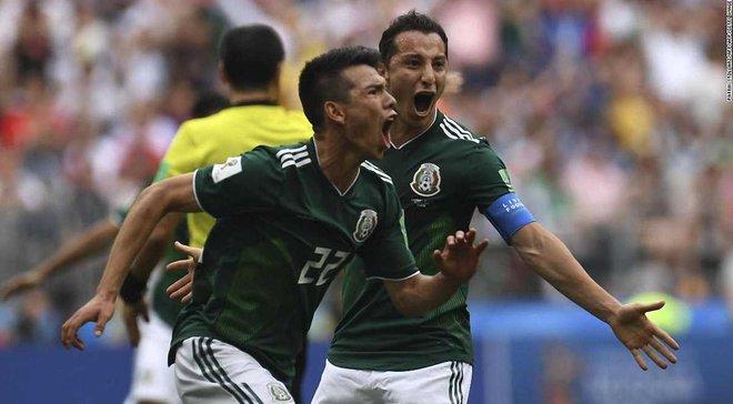 Мексика бьется и выигрывает у лучшей сборной мира, – Президент страны