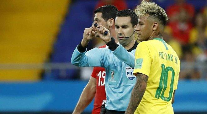 ЧМ-2018: Бразилия не обыграла Швейцарию из-за судейской ошибки?