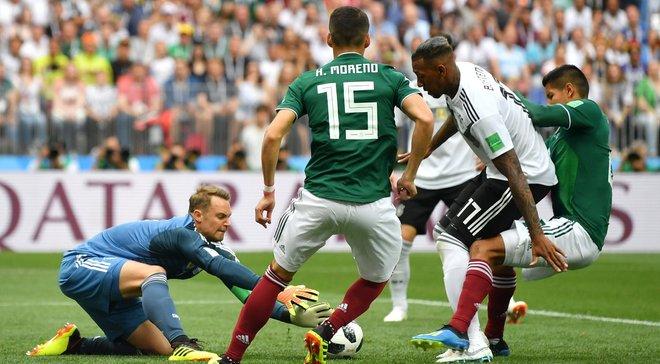 Нойер: Мне кажется, мексиканцев самых удивила их победа