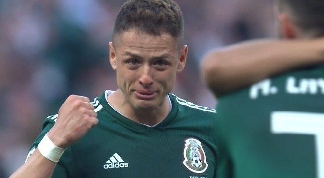 Чичарито: Цель сборной Мексики – выйти в финал ЧМ-2018