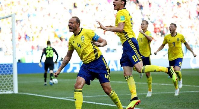 """Швеция – Южная Корея:  """"сине-желтые"""" побеждают благодаря пенальти и помощи VAR"""