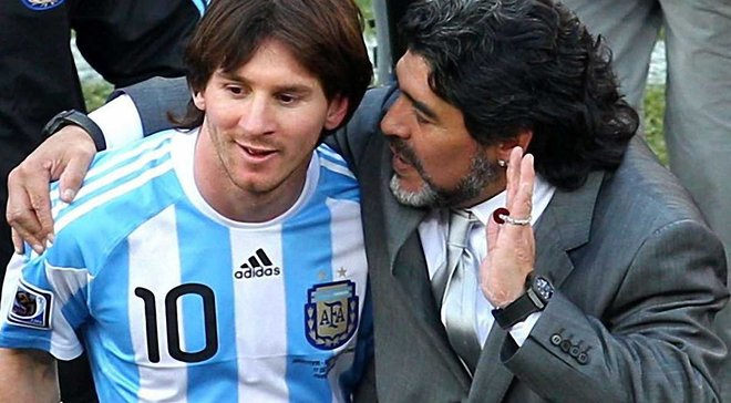 Марадона: Месси выполнил свой долг