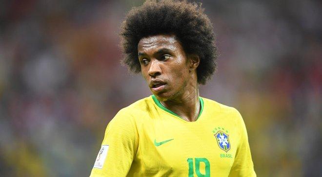 Виллиан: Сборная Бразилии должна победить Коста-Рику