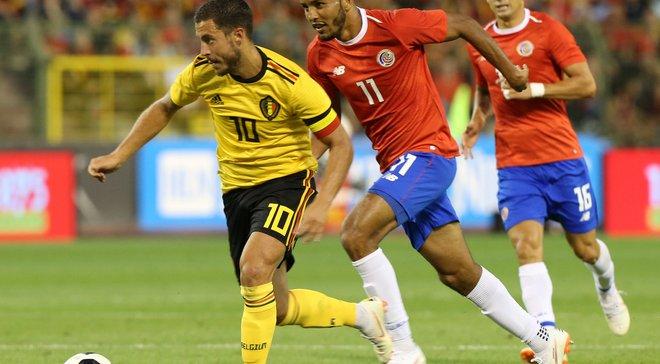 Бельгія – Панама: онлайн-трансляція матчу ЧС-2018 – як це було