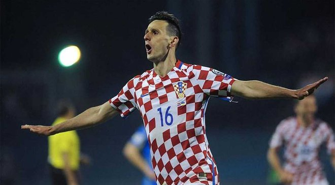 Никола Калинич исключен изсостава сборной Хорватии наЧМ