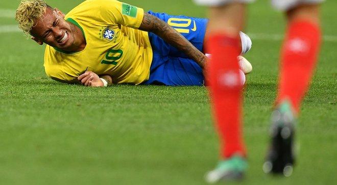 ЧМ-2018: Бразилия впервые за 40 лет не выиграла первый матч Мундиаля
