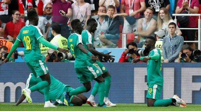 Польща – Сенегал: онлайн-трансляція матчу ЧС-2018 – як це було