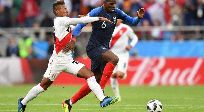 Франція – Перу – відео гола та огляд матчу