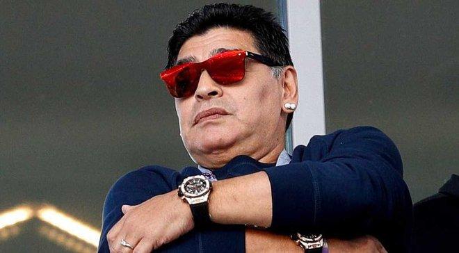 Аргентина – Исландия: Марадона раскритиковал Сампаоли из-за игры Месси и Ко