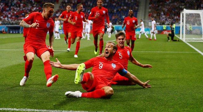 ЧМ-2018 Тунис – Англия: неубедительная победа имени Харри Кейна