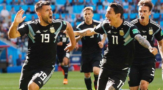 ЧМ-2018: 99,6% телезрителей Исландии смотрели матч против Аргентины