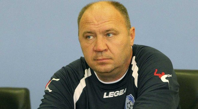 Пятенко вошел в тренерский штаб Черноморца