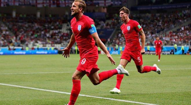 Англия – Тунис: Кейн признан лучшим игроком матча