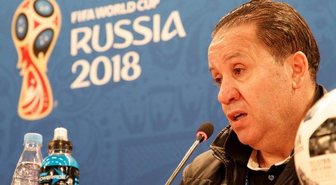 Англия – Тунис: послематчевая пресс-конференция Набиля Маалула