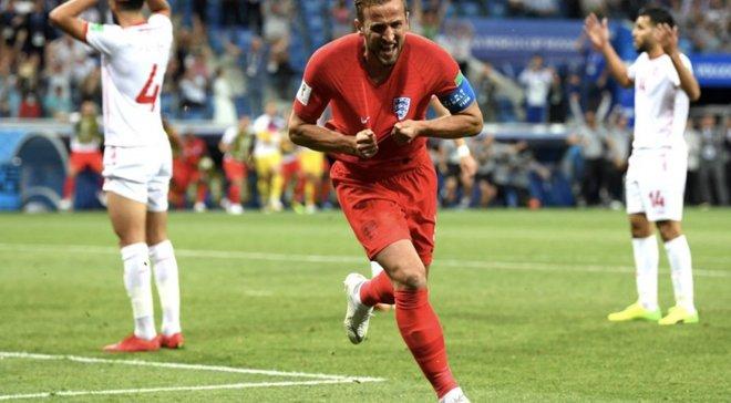 Англія – Туніс: Кейн пообіцяв оформити хет-трик у наступному матчі
