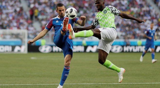 Нигерия – Исландия – 2:0 – видео голов и обзор матча