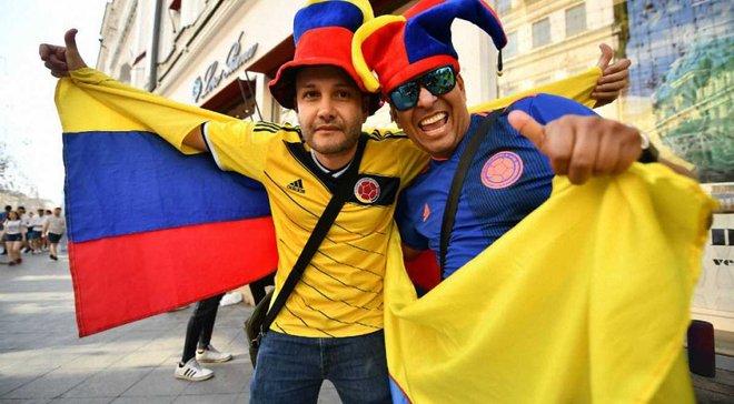 ЧС-2018: у колумбійського вболівальника вкрали коштовності на 50 млн рублів
