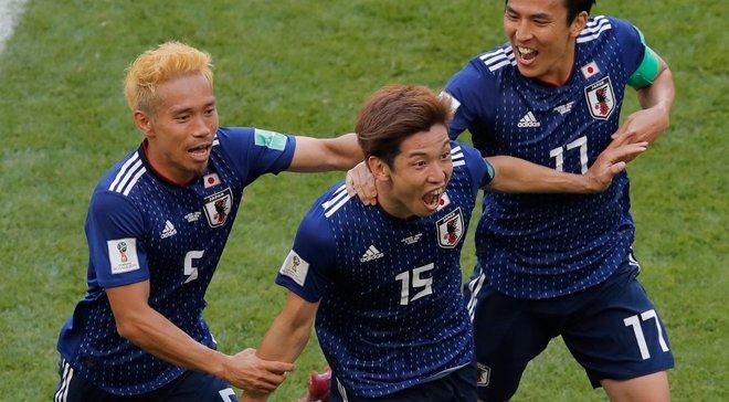 ЧС-2018 Колумбія – Японія: історична перемога з рекордами, хитрющий гол і чергова сенсація