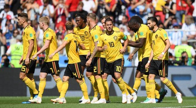 Бельгія – Туніс – 5:2 – відео голів та огляд матчу