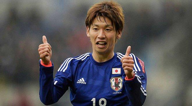 Колумбія – Японія: Юя Осако – найкращий гравець матчу