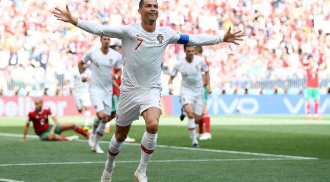Португалія – Марокко: онлайн-трансляція матчу ЧС-2018 – як це було
