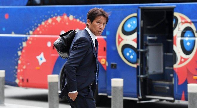Колумбія – Японія: післяматчева прес-конференція Акіри Нішіно