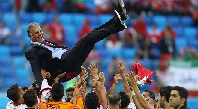 Іран прагне перемогти Іспанію, – Кейруш