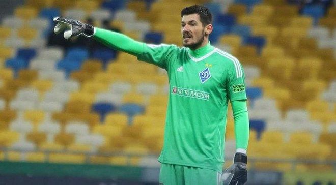 Бойко стал полноценным игроком Динамо, – Бурбас