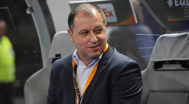 Вернидуб прокомментировал продление контракта с Зарей