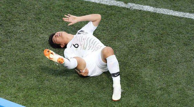 ЧМ-2018: защитник Южной Кореи Парк Чу-Хо больше не сыграет на турнире