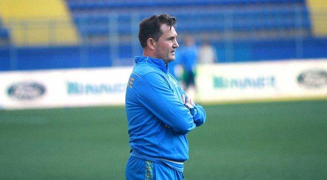 Ріанчо пояснив, чому покинув збірну України