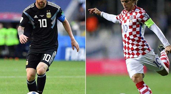 Аргентина – Хорватія: анонс матчу ЧС-2018