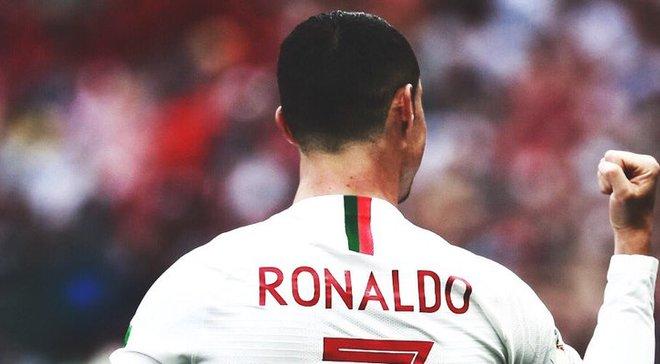 ЧС-2018: Роналду забив більше голів, ніж на останніх трьох мундіалях