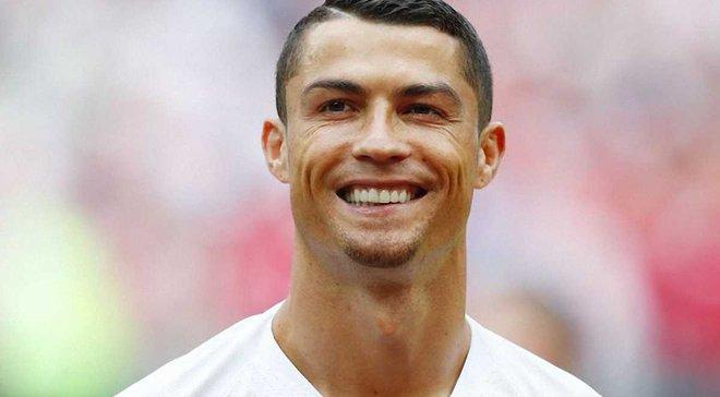 Марокко – Португалія: Роналду вдруге визнаний найкращим гравцем матчу на ЧС-2018